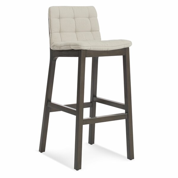Wicket Smoke 31.7 Bar Stool by Blu Dot
