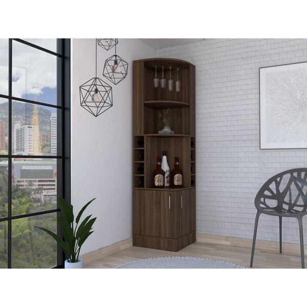 Lollis Bar Cabinet by Ebern Designs Ebern Designs