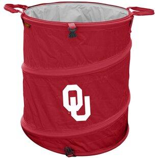 Great Price Collegiate Pop Up Hamper Oklahoma ByLogo Brands