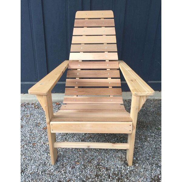 Fruitland Adirondack Chair by Highland Dunes Highland Dunes