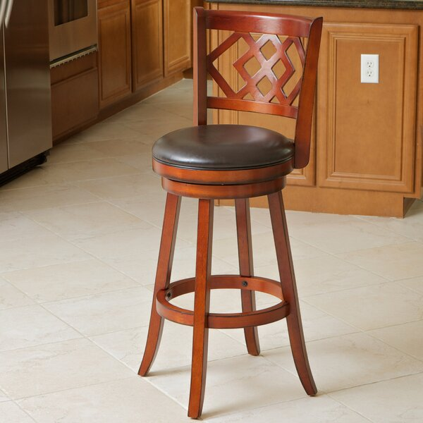 Eclipse 29 Swivel Bar Stool by Home Loft Concepts