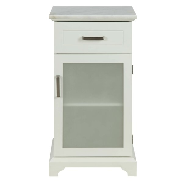 Grandmasters 1 Drawer Accent Cabinet by Winston Porter