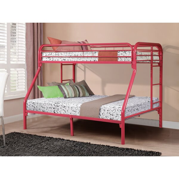 Cloverdale Bunk Bed by Harriet Bee
