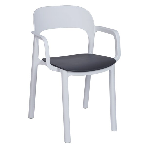Ona Stacking Patio Dining Chair (Set of 2) by Resol Grupo