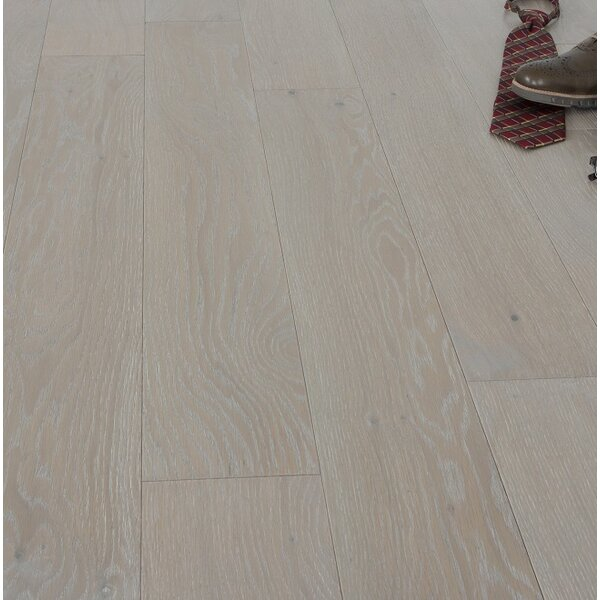 Euro Chateau 6 Engineered White Oak Harwood Flooring in Minerva by Meritage Hardwood