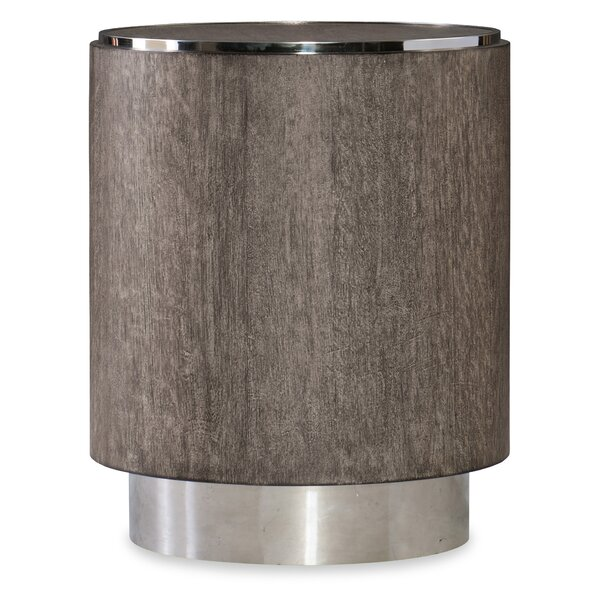 Storia End Table by Hooker Furniture