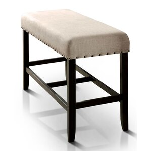 Matthew Upholstered Bench by Darby Home Co Reviews