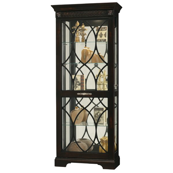 Braunstein Curio Cabinet by Darby Home Co