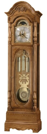 Schultz 84.25 Grandfather Clock by Howard Miller®