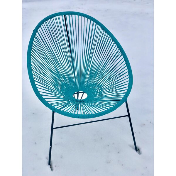 Mcelfresh Outdoor Patio Chair by Bungalow Rose