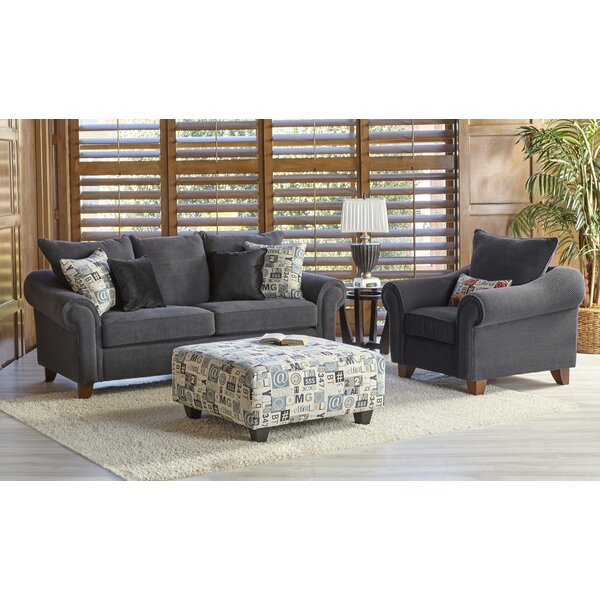 Slark Configurable Living Room Set by Flair