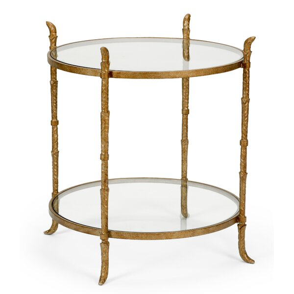 Carley End Table by Wildwood