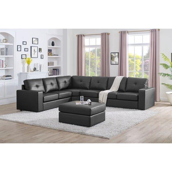 5 Seater Sectional Sofa   Wayfair