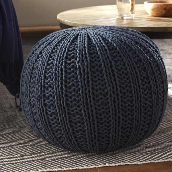 Gilmour Pouf by Three Posts
