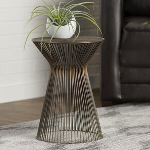 Roebuck Side Table by Willa Arlo Interiors