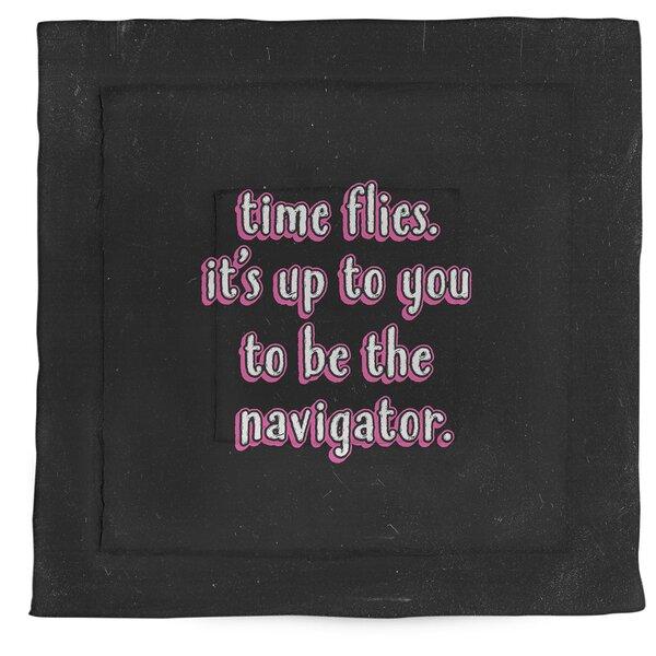 Time Flies Single ReversibleComforter