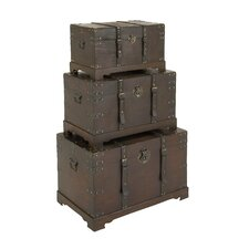 3 Piece Trunk Set by Cole & Grey