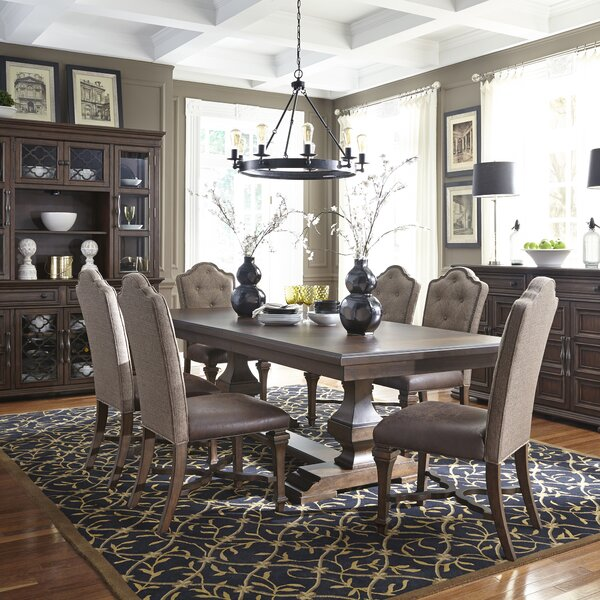 Encinal 7 Piece Dining Set by Greyleigh