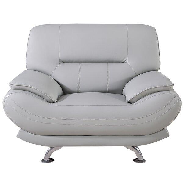 Zimmer Lounge Chair by Orren Ellis