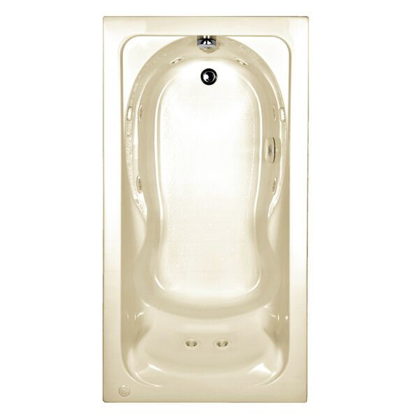 Cadet 60 x 32 Drop in Whirlpool Tub by American Standard