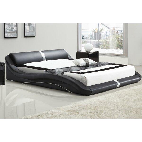 Natalya Queen Upholstered Platform Bed by Orren Ellis
