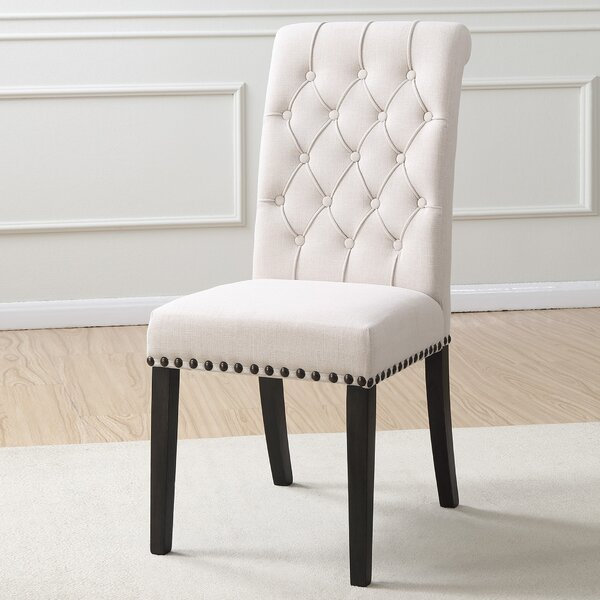 Cheston Upholstered Dining Chair (Set of 2) by Darby Home Co