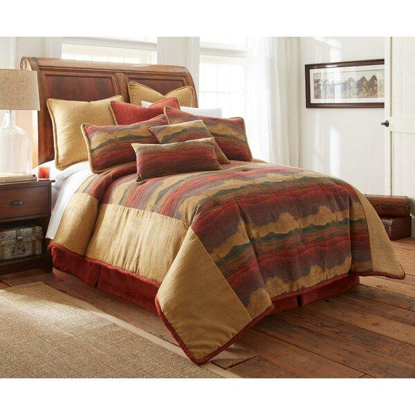 Kara 3 Piece Comforter Set