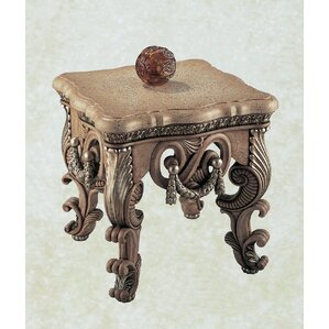 Manton End Table by Astoria Grand
