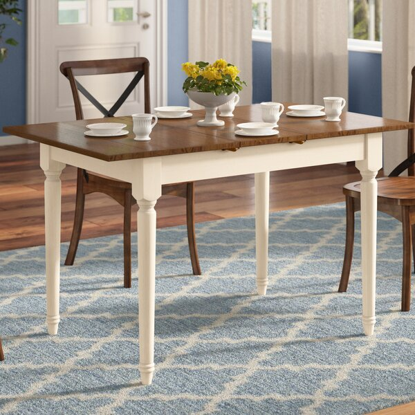 Mcevoy Extendable Dining Table by Alcott Hill