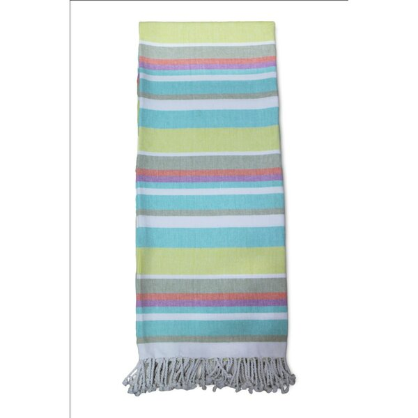 Oakman Turkish Bath Towel by Wrought Studio