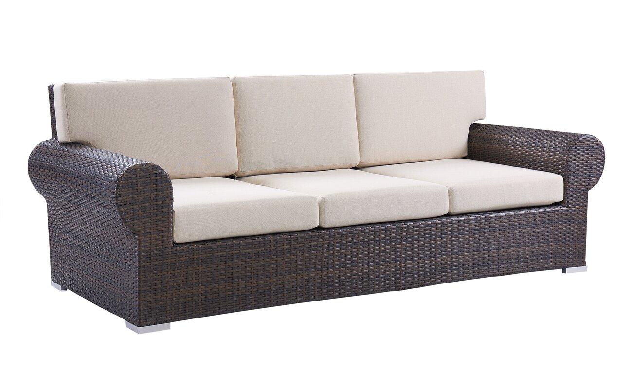 Ralph Lauren Living Room Wicker Sofa Bed Sleeper Sofas Indoor Wicker Loveseats