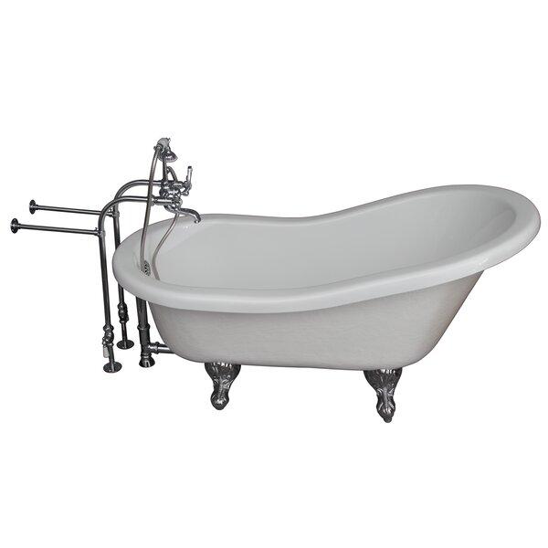 Tub Kit 24.5 x 60 Bathtub by Barclay