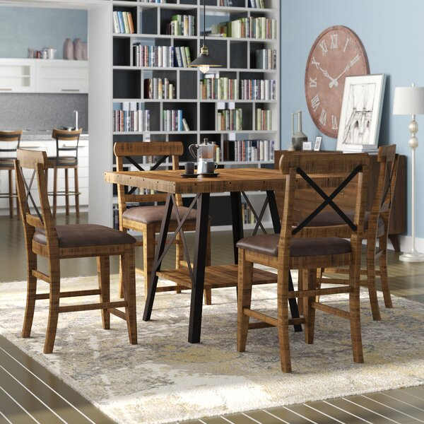 Laguna 5 Piece Pub Table Set by Trent Austin Design