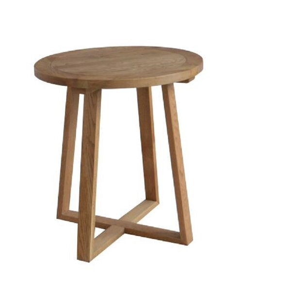 Keper End Table by Union Rustic