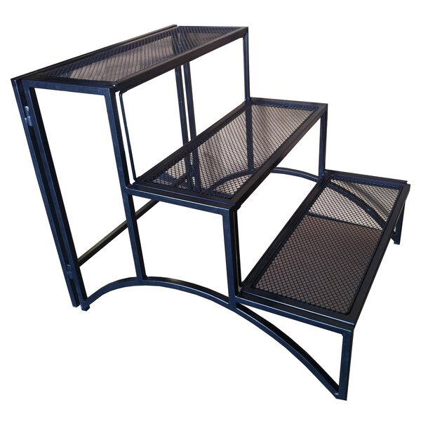 Folding Plant Stand by Pangaea Home and Garden
