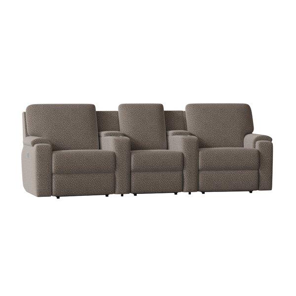 Podrick Home Theater Sofa By Wayfair Custom Upholstery™
