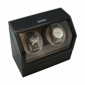 Heiden Battery Powered Dual Watch Winder by JP Commerce