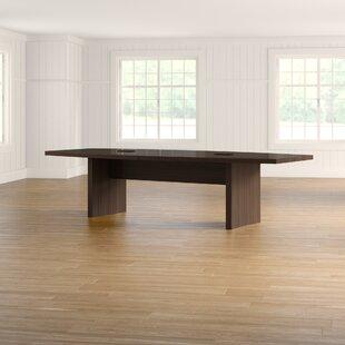 Affordable Gilberton Boat Shaped Conference Table ByRed Barrel Studio