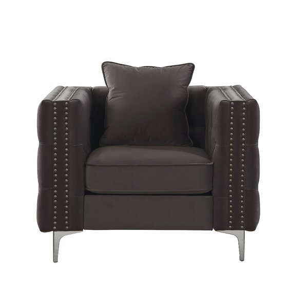 Garza Armchair by Everly Quinn