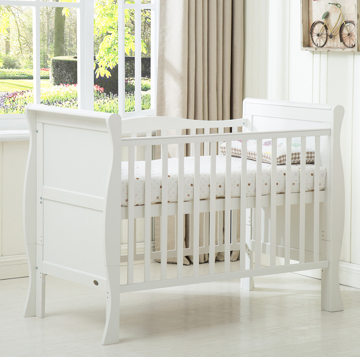 NEW BEAUTIFUL CRIB s saver cot cotbed SET  many colours