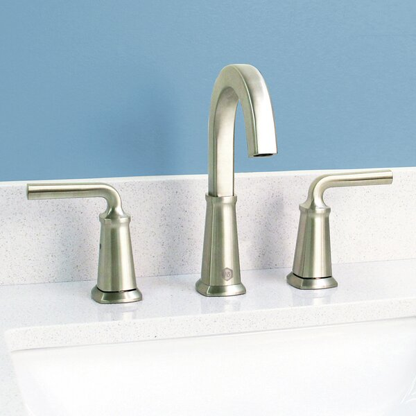 Chesapeake Widespread Bathroom Faucet With Drain Assembly By Windon Bay