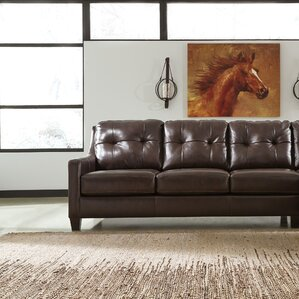 contemporary leather sofa sleeper. stouffer left hand facing leather sleeper sofa contemporary