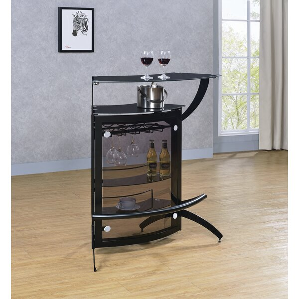Bar Unit Black by Orren Ellis Orren Ellis