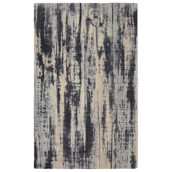 Labombard Contemporary Modern Gray/beige Area Rug By Williston Forge.