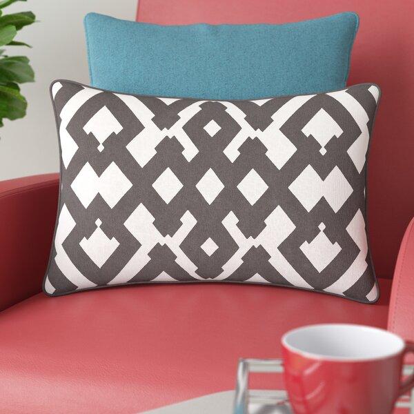 Belford Linen Lumbar Pillow by Zipcode Design