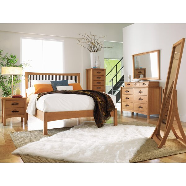 Berkeley Storage Platform Bed by Copeland Furniture