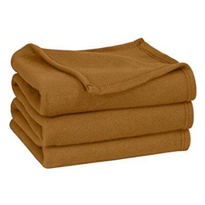 Cozy Fleece Blanket & Reviews | Wayfair.ca