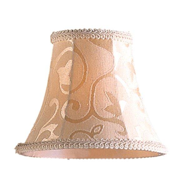 Sellner 6 Silk/Shantung Bell Lamp Shade by House of Hampton