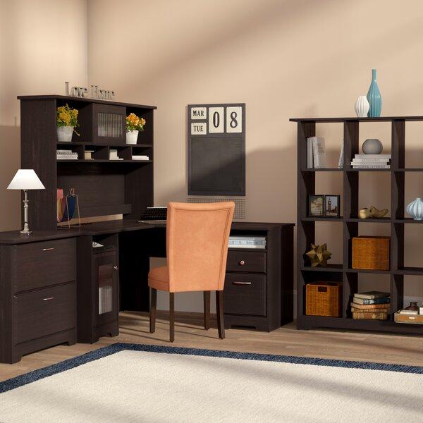 Hillsdale 4-Piece L-Shape Desk Office Suite by Red Barrel Studio