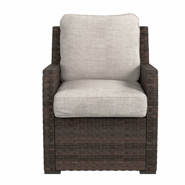 Tequesta Patio Chair with Cushions by Bay Isle Home